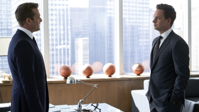 Suits 09x05 : If the Shoe Fits- Seriesaddict